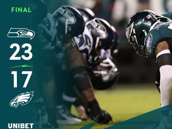 The Eagles Are A Fucking Embarrassment To Football.  Again.