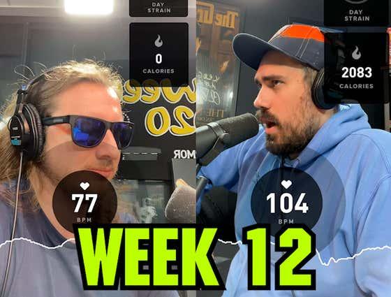 FASTEST TWO MINUTES - NFL Week 12 Recap Presented by Whoop
