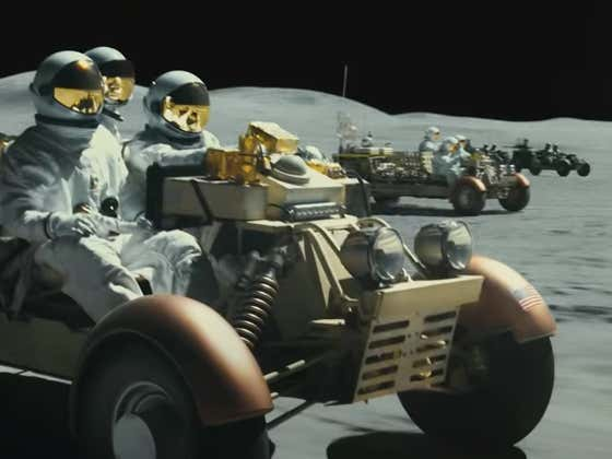 The Future is Here: Space X Plans To Have The First Ever Car Race On The Moon in 2021