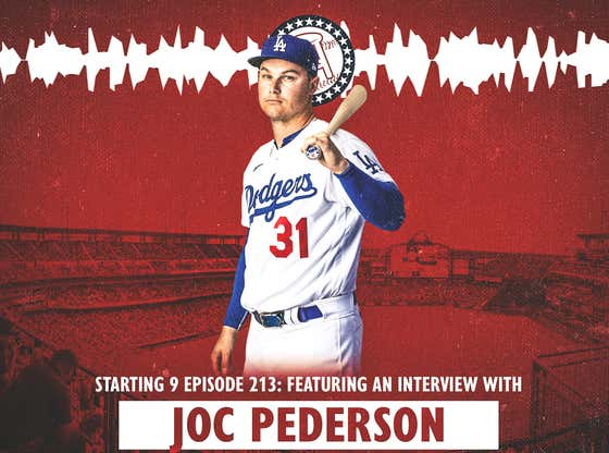 Starting 9 Podcast Ep. 213: Joc Pederson