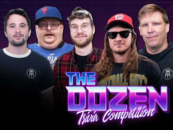 Most Electric Trivia Team, KB, Nick, & Frank the Tank, Return For Big Rivalry (The Dozen: Episode 063)