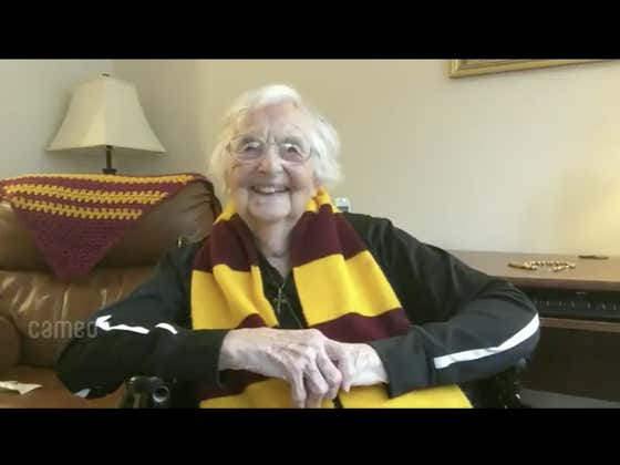 Sister Jean Has A Message For Her Friend/Fan David Portnoy Ahead of Loyola's 2020-21 Campaign