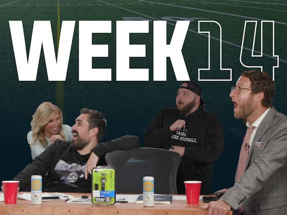 Barstool College Football Show presented by Philips Norelco - Week 14