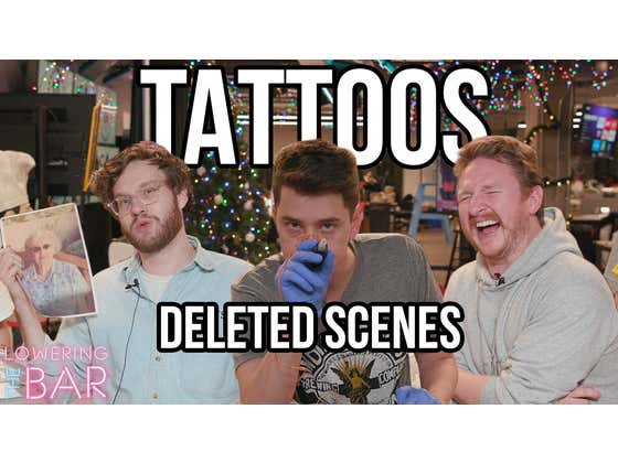 DELETED SCENES: My Coworkers Let Me Ink Them With Permanent Tattoos