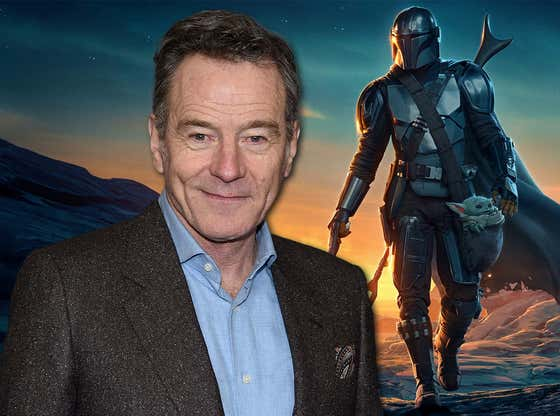 Bryan Cranston Would Be Open To Joining The Mandalorian As A Star Wars Villain