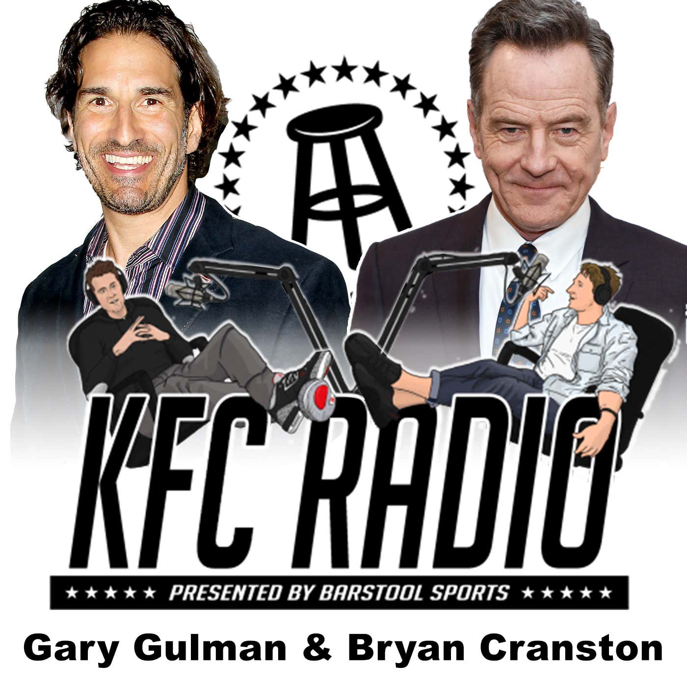 Bryan Cranston, Gary Gulman, The Fight of the Century, and Sex Tape Promos