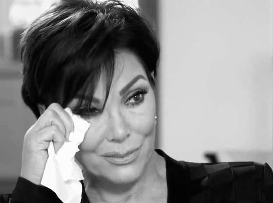 Please Join Us in a Moment of Silence for the Kardashian Christmas Party
