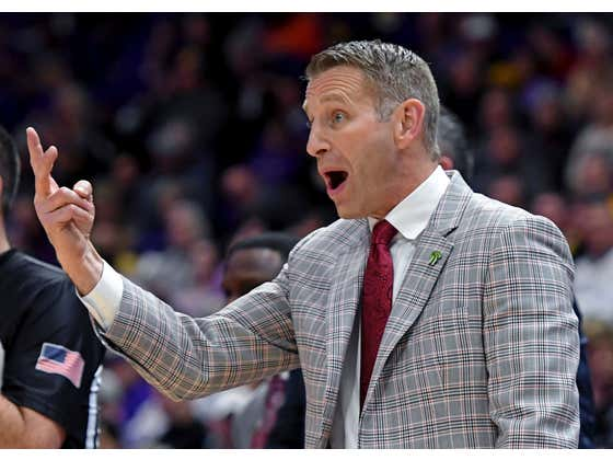 We Need More Coaches To Bring the Intensity Alabama's Nate Oats Shows on the Sidelines