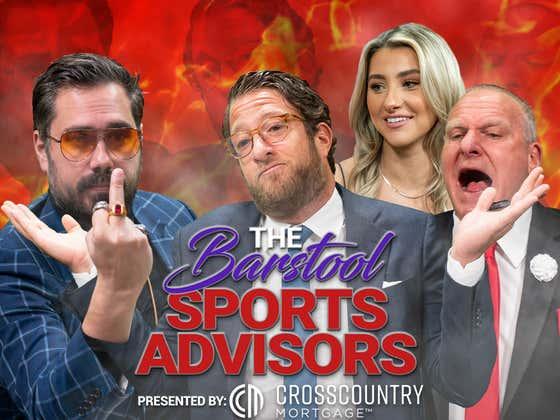 Barstool Sports Advisors NFL Week 14