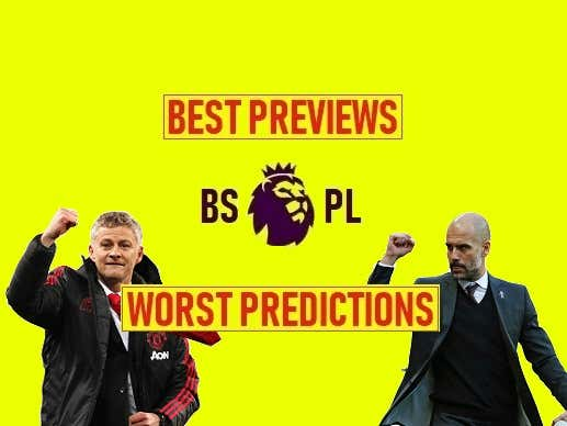 "Samuel Army's Weekend Soccer Preview + Picks – The ""Will Pep Kill Ole?"" Edition"