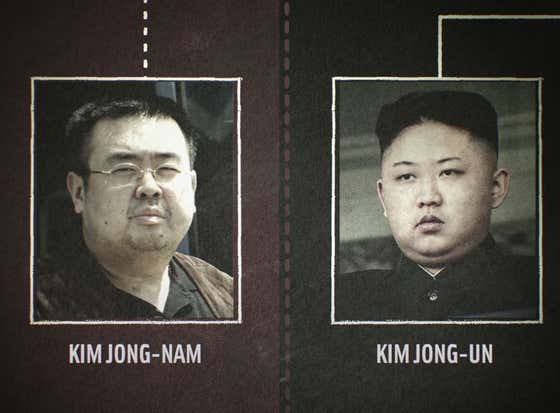 There's A Documentary Coming Out About The Assassins That Killed Kim Jong Un's Brother, And How They Thought They Were Pulling A Prank For A Reality Show.