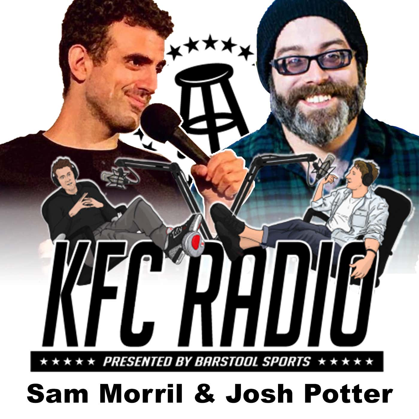 Sam Morril, Josh Potter, and The Great Pornhub Purge of 2020