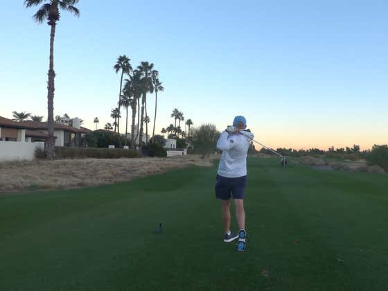 Riggs Vs Camelback Golf Club, 17th Hole (Ambiente)