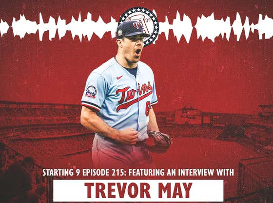 Starting 9 Podcast Ep. 215: Trevor May, Cleveland's Name Change, Vaccines & Passan Stops By