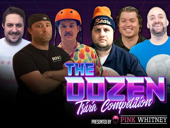 Battle For Chicago v1 As Team Chicago Takes On Team Ziti (The Dozen presented by Pink Whitney: Episode 068)