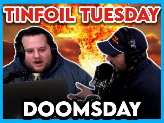 Doomsday On Video: Here's How The World's Going To End