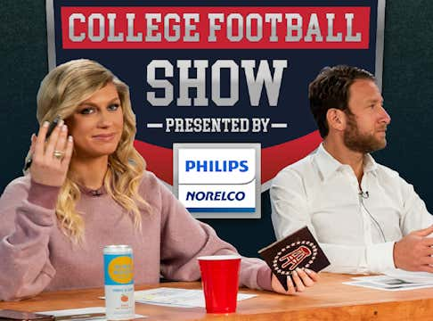 Barstool College Football Show presented by Philips Norelco - Week 16