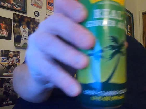 Tank's Taste Test Reed's Real Ginger Ale