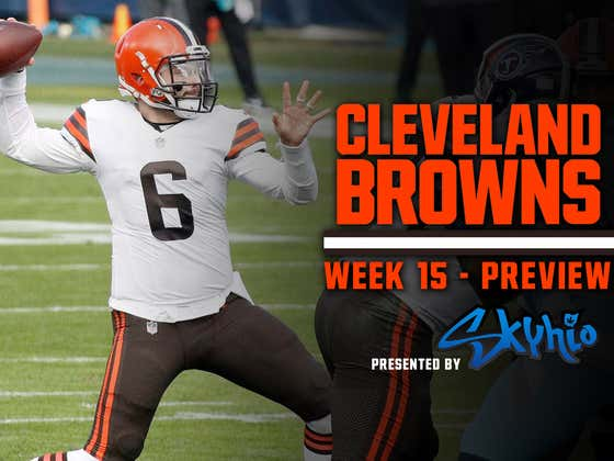 Must-Win Game For The Browns In A Massive Revenge Game - Week 14 Preview Presented By Skyhio