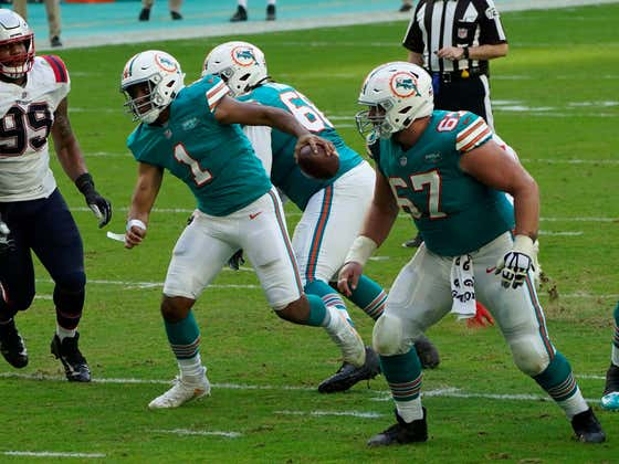The Dolphins Nail the Patriots' Coffin