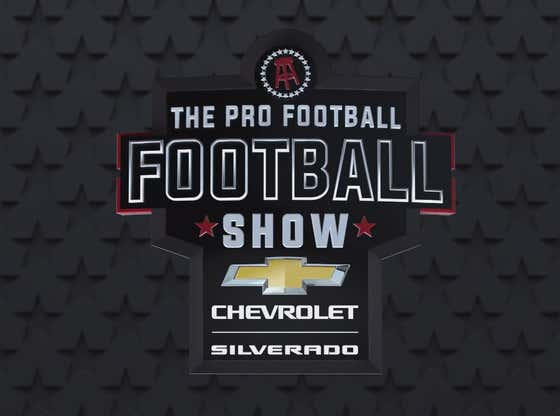 The Pro Football Football Show - Week 15 presented by Chevy Silverado