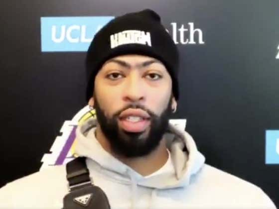 Anthony Davis Confirms That He Wanted To Be A Pacer Until LeBron Came Calling