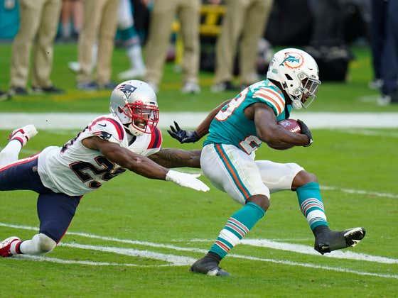 Knee Jerk Reactions to Week 15: Patriots vs. Dolphins
