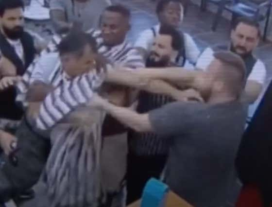 I've Never Seen An Old Man Hold His Own In A Fight Quite Like This