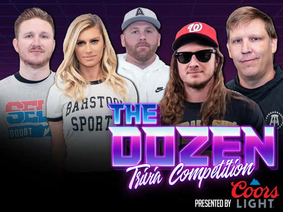 Trivia Cheating Allegations Addressed With Undefeated Underdog Team (The Dozen presented by Coors Light: Episode 069)