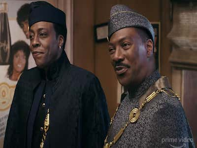 We Got The First Trailer For Coming To America 2 Today