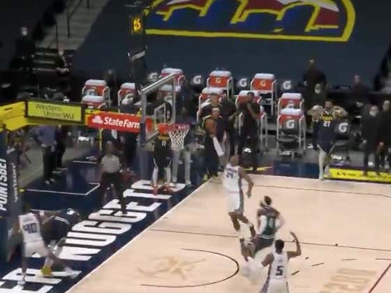 The Ending Of Kings/Nuggets Was Absolute Chaos