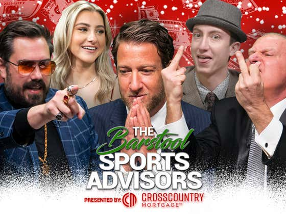 Barstool Sports Advisors NFL Week 16