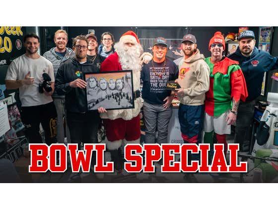 The Big Surprise - Barstool Pick Em Bowl Special