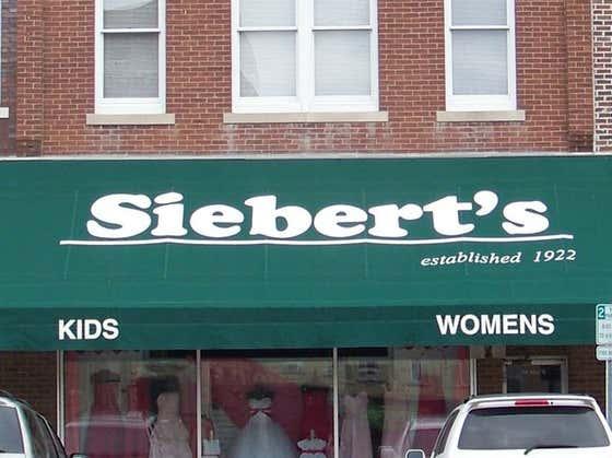 The Barstool Fund - Siebert's Clothing