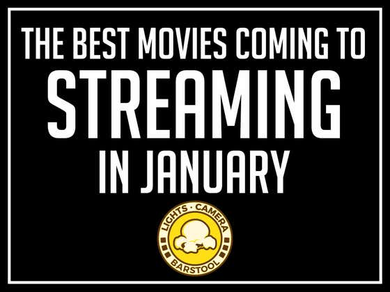 The Best Movies And Shows Coming Netflix, HBO, Hulu, Amazon Prime and Disney+ In January