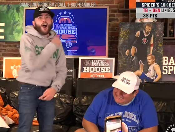 Barstool Gambling - Top 10 Moments of the Year