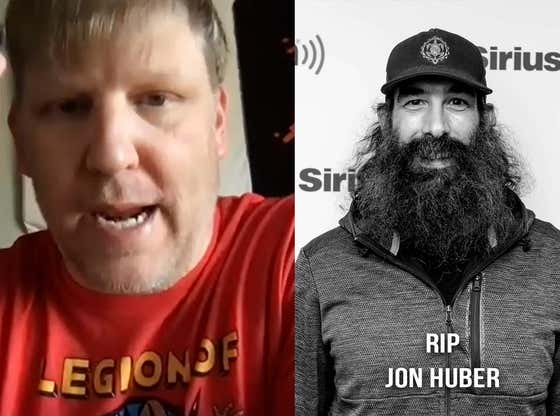 Episode 5 - Remembering Jon Huber and a Look Back at Wrestling in 2020
