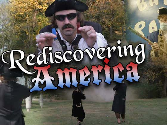 Best Of 2020: REDISCOVERING AMERICA: A Journey into the Heart of the Nation