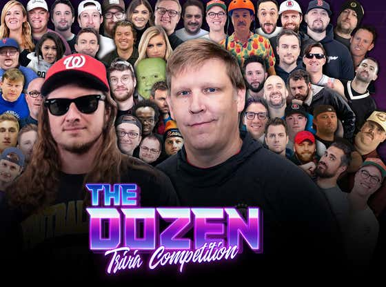The Dozen: Trivia Competition - Best 2020 (Season 1)
