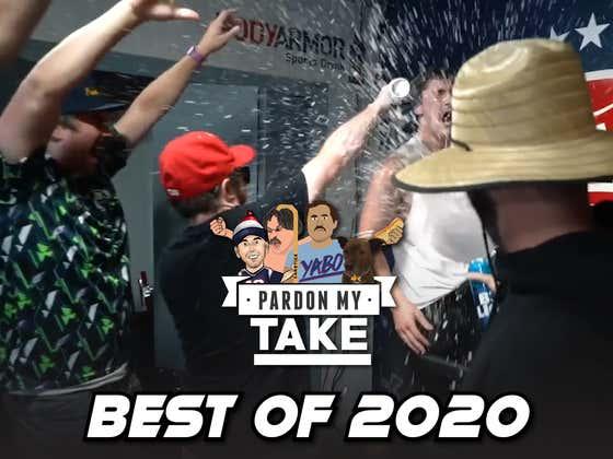 2020 Best of Pardon My Take
