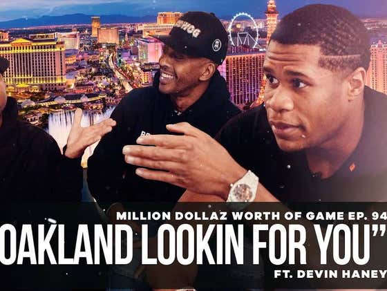"FULL VIDEO: MILLION DOLLAZ WORTH OF GAME EP:94 ""OAKLAND LOOKIN FOR YOU"""