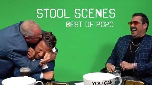 Best Of Stool Scenes 2020