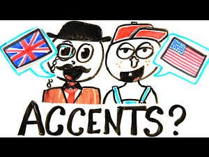 Watch This When You're High - Where Do Accents Come From?