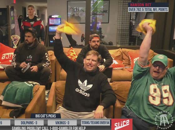 Full Replay: NFL Week 17 Witching Hour at Barstool HQ