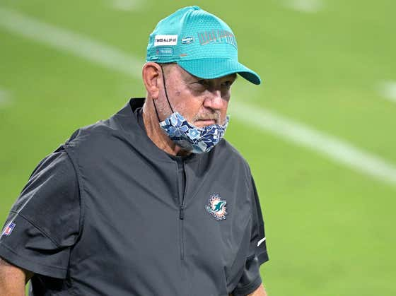 ESPN Reported the Dolphins Had Fired OC Chan Gailey Because They Got Duped By a Fake Adam Schefter Account