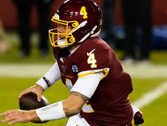 Ron Rivera Is Dangling The Idea That Both Alex Smith And Taylor Heinicke Will Play On Saturday