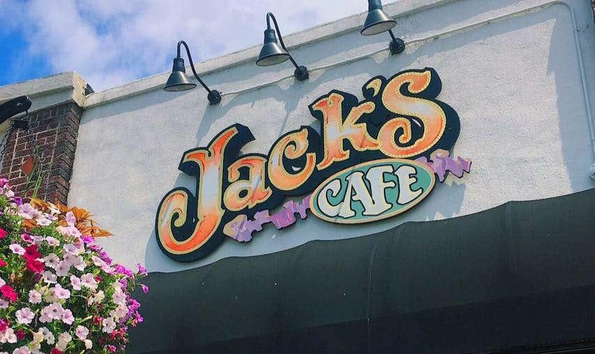 The Barstool Fund - Jack's Cafe