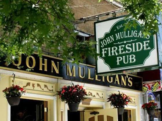 The Barstool Fund - Mulligan's Fireside Pub
