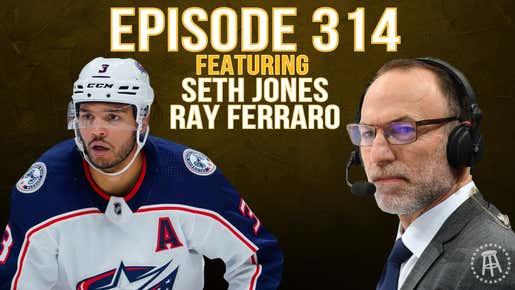 Spittin' Chiclets Episode 314: Featuring Seth Jones + Ray Ferraro