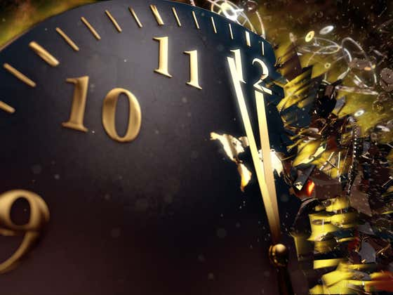 Whiny Atomic Clock Scientists Want To Shorten Time Because The Earth Is Moving Too Fast